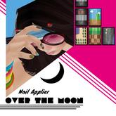 Over the Moon: 8 Bit Polish (Omega Nails)