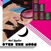 Over the Moon: 20s Polish (Omega Nails)