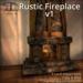 [DDD] Rustic Fireplace v1