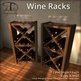 [DDD] Wine Racks - 100% Mesh