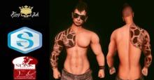 - King ink Tattoo - 04 (Applier Slink / Signature)
