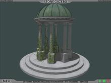 Stone Gazebo [AUGYR DESIGN]