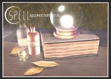 SPELL : Aequinoctium ritual