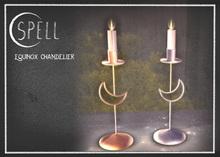 SPELL : Equinox Chandeliers