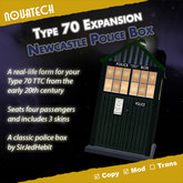 Type 70 Form - Newcastle Police Box v2.2