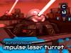solares >> Impulse Laser Turret