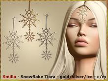 Bliensen + MaiTai - Smilla - Snowflake Tiara