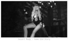 Secret Body - Same Old Story - pose