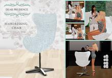 .::DEAR PRUDENCE::. Hairdressing Chair - Copy & Mody