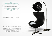 ::DEAR PRUDENCE::  Hairdryer Salon