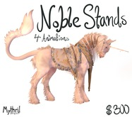 ~Mythril~ Noble Stands