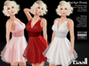 Gaall Marilyn Dress - Maitreya clothes, Slink (P;H), Belleza(V,I,F)  & Classic - 20