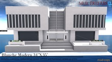 Mue Blanche Modern Structure