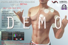 -VA-M-VISTA BENTO PROHANDS SLINK MALE DEMO- V1BETA box