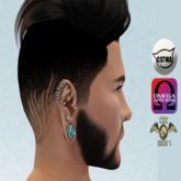 .:: CDC Hair Base Tribal Catwa - Omega 01 v2*