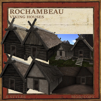 Rochambeau Viking Houses
