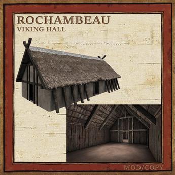 Rochambeau Viking Hall