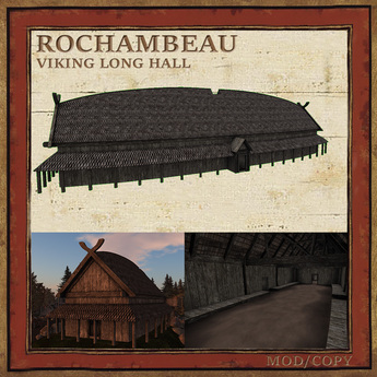 Rochambeau Viking Long Hall