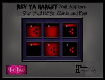 *Tori-Tastic* Rev Ya Harley Maitreya Nail Appliers
