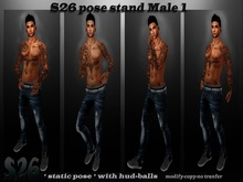 s26 pose stand male 1