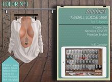 Addams - Kendall - Loose Shirt #1