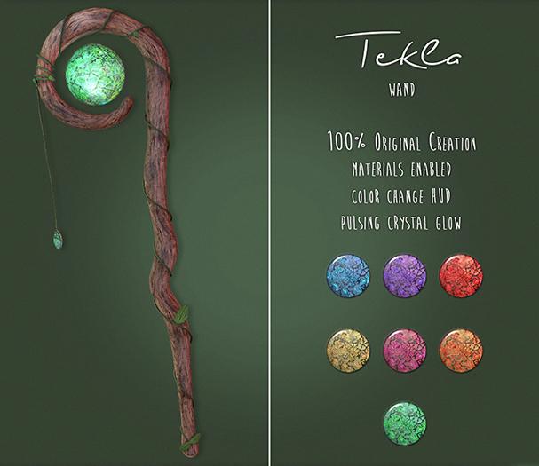 {TWS} - Tekla Wand