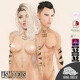 -RC- Asmodeus Tattoo (With Appliers)