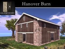 The Hanover Barn by Galland Homes - Mesh Barn and Farmstead