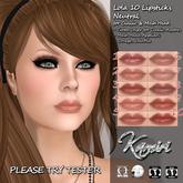 + Kamiri + Lola Lipsticks Werable Tester (ADD ME)