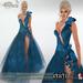 Elenora poster   blue