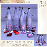 ~ASW~ The Upcycled Valentines Centerpiece