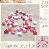 ~ASW~ The Spilled Love Pile