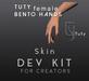 TUTY BENTO female HANDS Dev Kit  - Skin