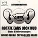 CATWA Rotate Ears Lock HUD