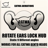 CATWA Rotate Ears Lock HUD