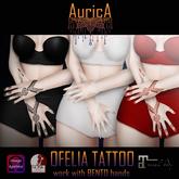 .:AS:. Ofelia Tattoo (work with BENTO hands)