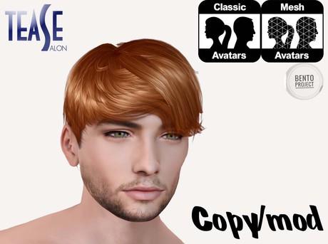 *TS* Igor Hair - caramel