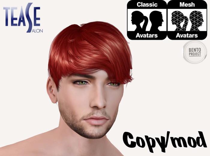 *TS* Igor Hair -  ginger
