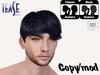 *TS* Igor Hair - Black