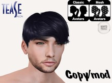 *TS* Igor Hair - Black