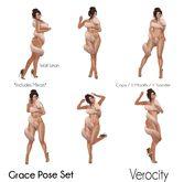 Verocity - Grace Pose Set