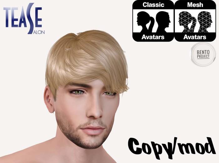 *TS* Igor Hair - blond light