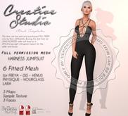 - CREATIVE STUDIO - Harness Jumpsuit DEMO