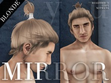MIRROR - Ryu Hair -Blonds Packs-