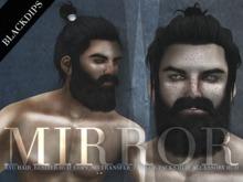 MIRROR - Ryu Hair -BlackDIPS Pack-