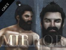 MIRROR - Ryu Hair -Greys Pack-
