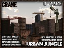 MESH CRANE - 6LI - URBAN JUNGLE