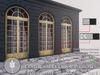 WHOLE.WHEAT -  Gold Royal Doorway Photo Set [COPY, MODIFY]