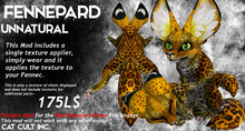 Fennepard Unnatural MOD