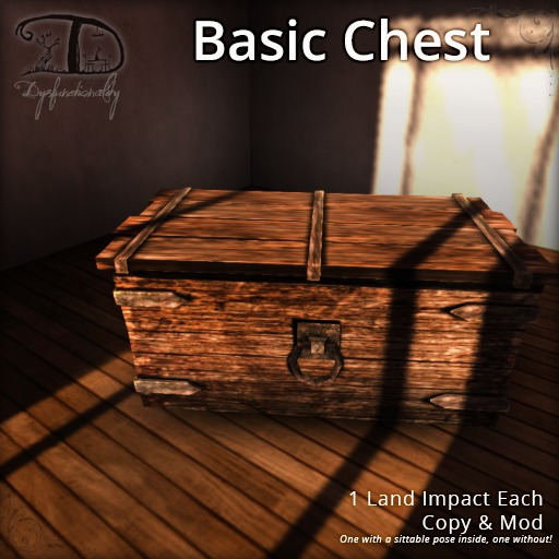 [DDD] Quintessential Basic Chest